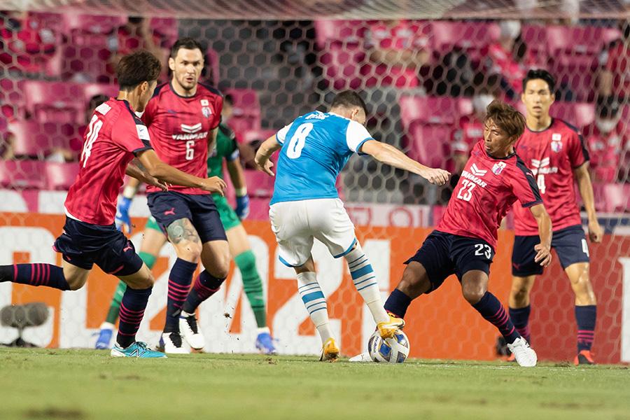 セレッソ大阪は浦項スティーラーズに敗れACL敗退【写真:ⓒAFC】