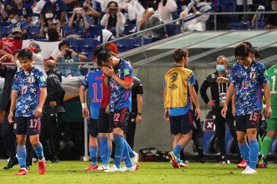 日本はW杯最終予選の初戦でオマーンに敗北【写真:Getty Images】