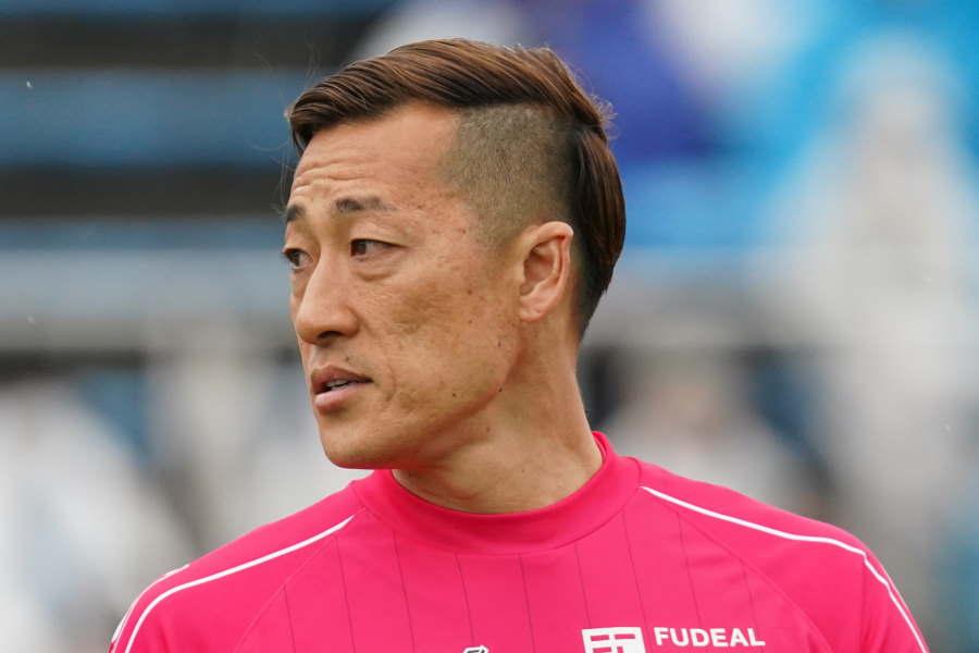 大宮の元日本代表GK南雄太(※写真は横浜FC時代のもの)【写真:Getty Images】