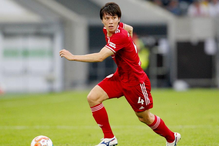 デュッセルドルフに移籍した日本代表MF田中碧【写真:Getty Images】