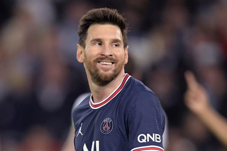 PSGのアルゼンチン代表FWリオネル・メッシ【写真:Getty Images】
