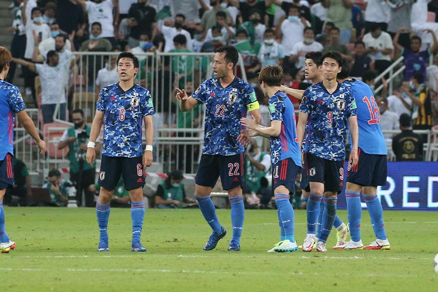 日本代表は運命の豪州戦に勝利できるか【写真:ⓒJFA】