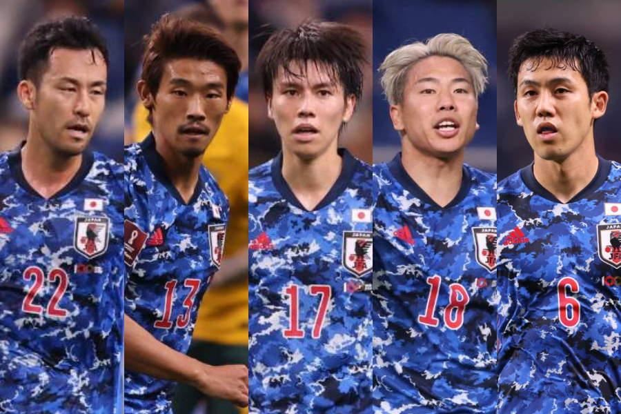 日本代表、豪州戦出場全15選手「パフォーマンス査定」【写真:高橋 学】