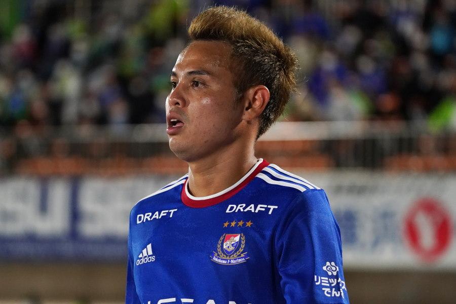 横浜F・マリノスに所属するタイ代表DFティーラトン【写真:Getty Images】